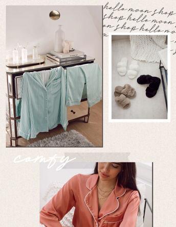 Tenues confortables et stylees pour la maison